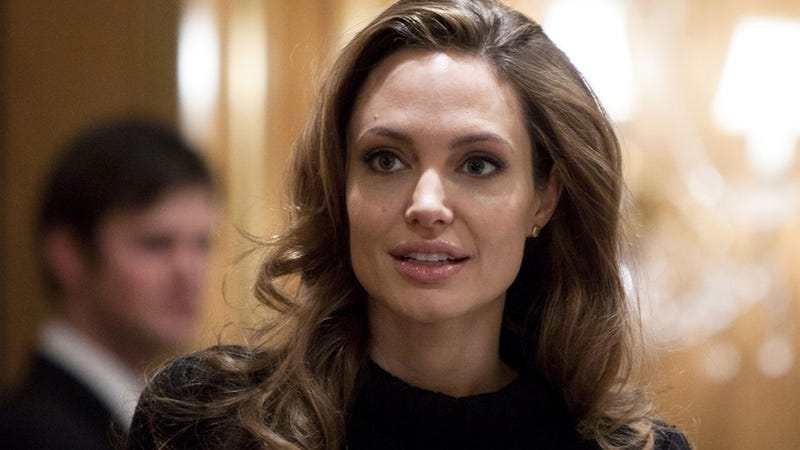 Angelina Might Try to Get You to Care About Afghanistan Next
