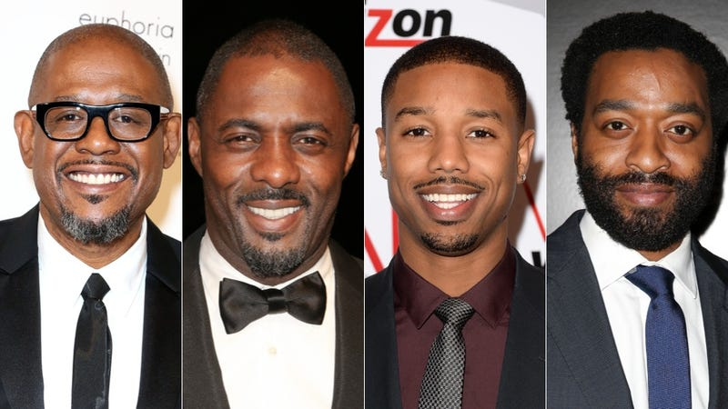 Black Actors Ruled 2013, Black Actresses Not So Much