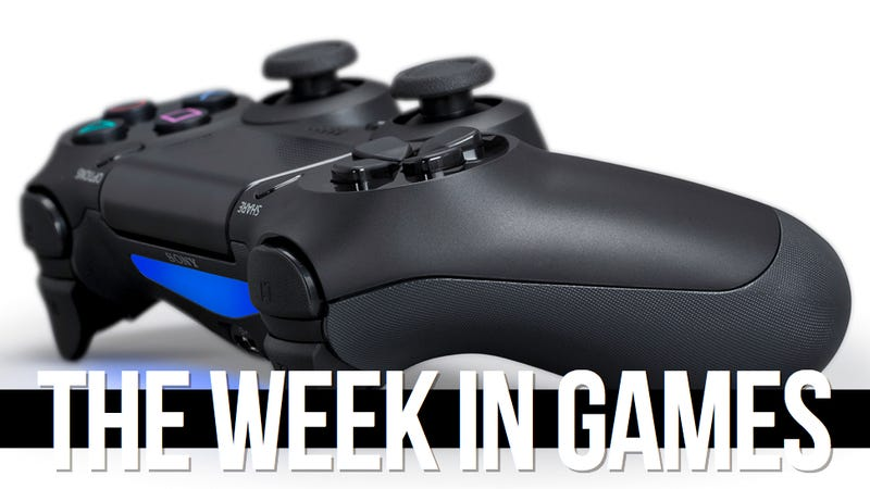 The Week in Games: Playtime for PlayStation