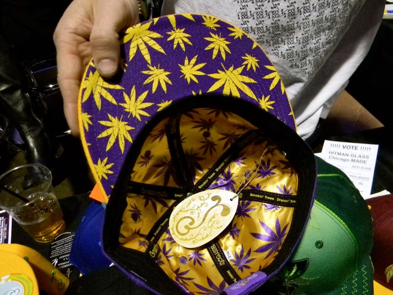 Smell The Pineapple, Man: A Weekend At The High Times Medical Cannabis Cup