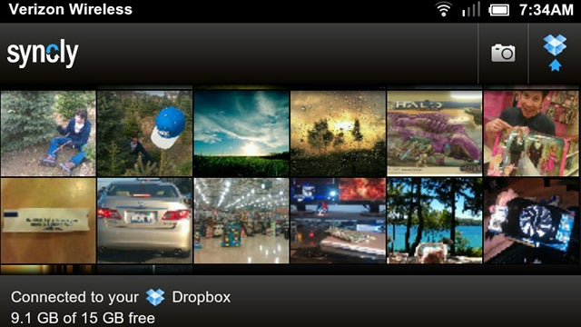 Syncly Automatically Uploads Every Photo You Take to Dropbox
