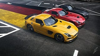German Cars Ranked by Power/Weight