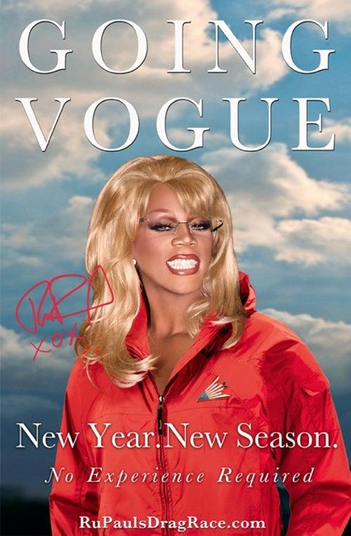 Rupaul Is Going Vogue