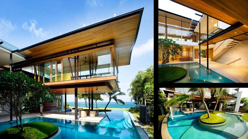 Five perfect dream houses to escape this winter hell