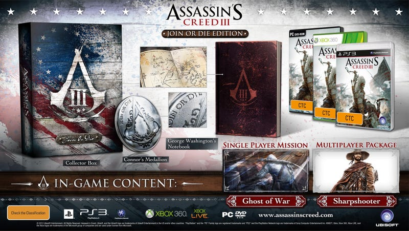 There are Pirates in Assassin's Creed III (Well, Sort of)