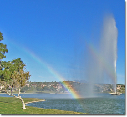 The Fountain Hills Fountain