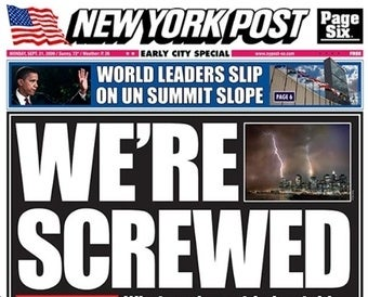 Staff Fleeing the 'Awful' New York Post