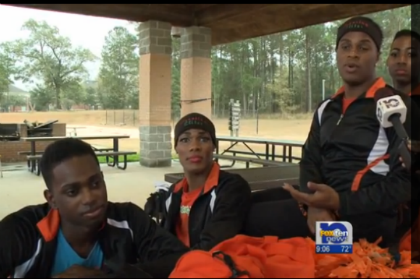 ​Gay Male Dance Group Sparks Controversy At Alabama Christmas Parade