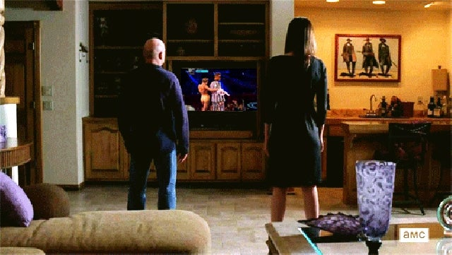 Miley Cyrus Humps Breaking Bad, Gives Birth to Flawless GIF Set