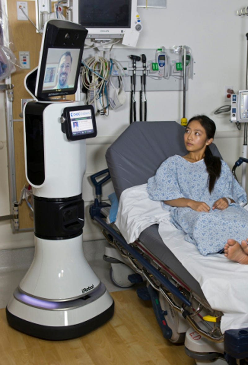 FDA Says It's OK to Have Robot Doctors