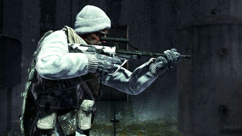 The Latest Call of Duty Explores The Bloody Birth of Special Forces