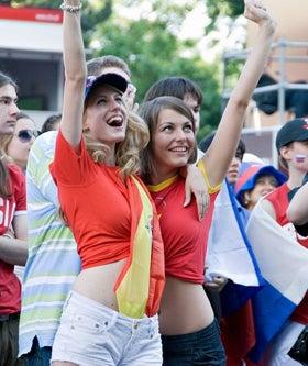 Spain vs. Italy: Extra Time
