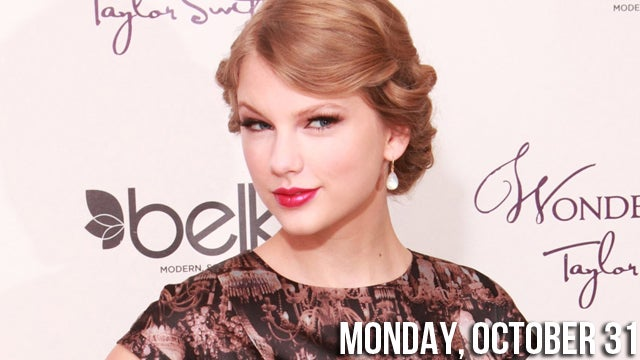 Taylor Swift Sics Lawyers On Creeps Over Alleged Nude Photo