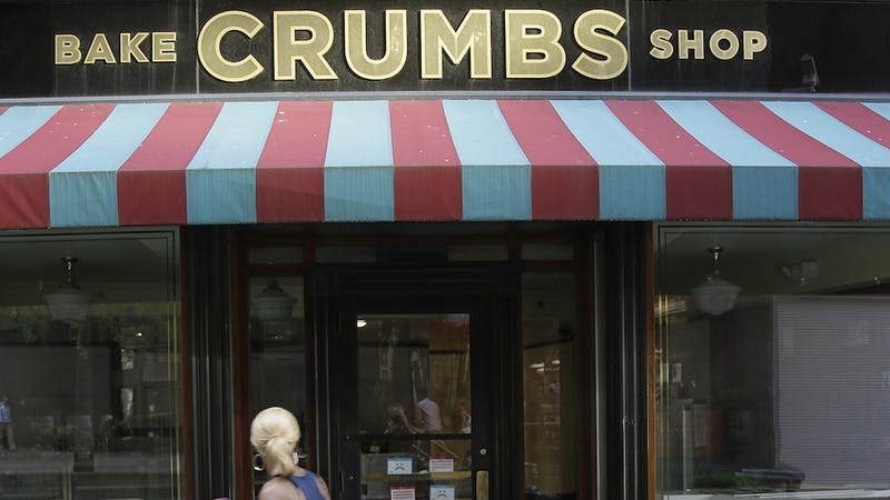 ZOMBIE CUPCAKES: Crumbs Is Maybe Not Dead Yet
