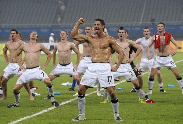 Golden Boys: New Zealand's Olympic Football Team