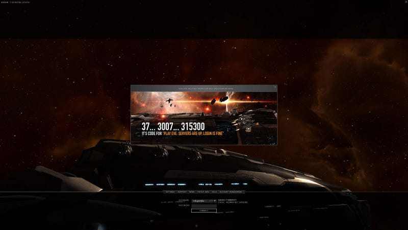 Way to Kick the Competition While They're Down, EVE Online