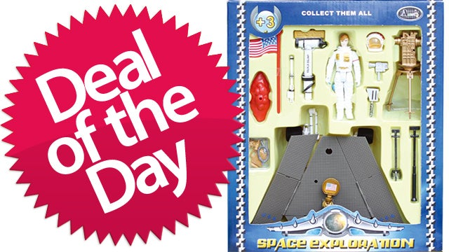 This Mars Rover Play Set Is Your Explore-Mars-Yourself Deal of the Day