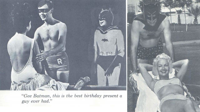 And now, the most mind-bogglingly shitty Batman humor book ever printed