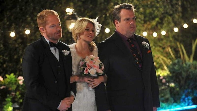 Modern Family Will Pay For Your City Hall Wedding Today