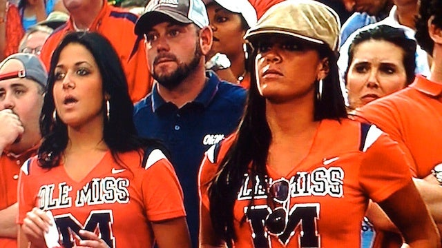 This Evening: Ole Miss Hat Girl Has Creepy Online Suitors