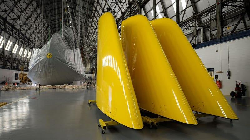 Goodyear Is Building Super Advanced Carbon Fiber Zeppelins