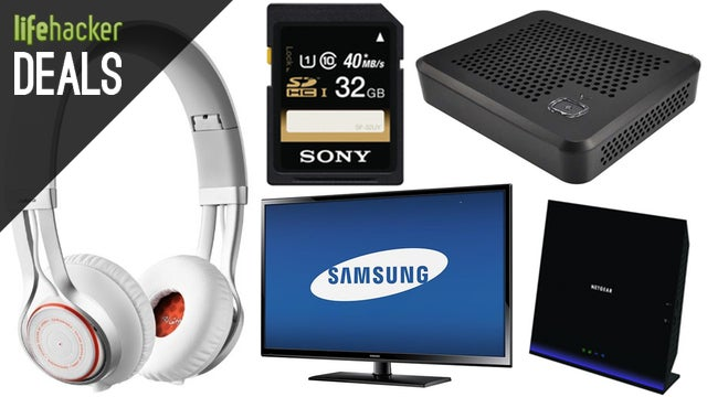 Deals: DIY Aereo, Lauded Bluetooth Headphones, Faster Bacon, Backpacks