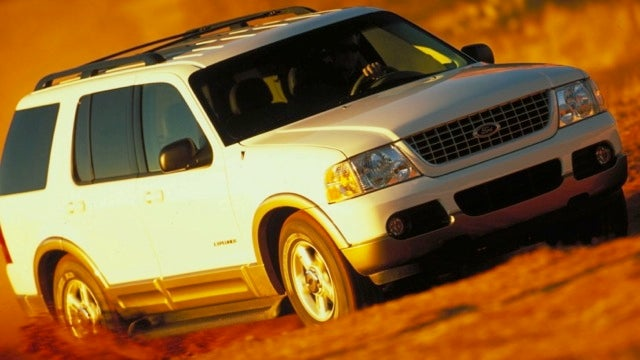 The ten most-stolen cars of 2010