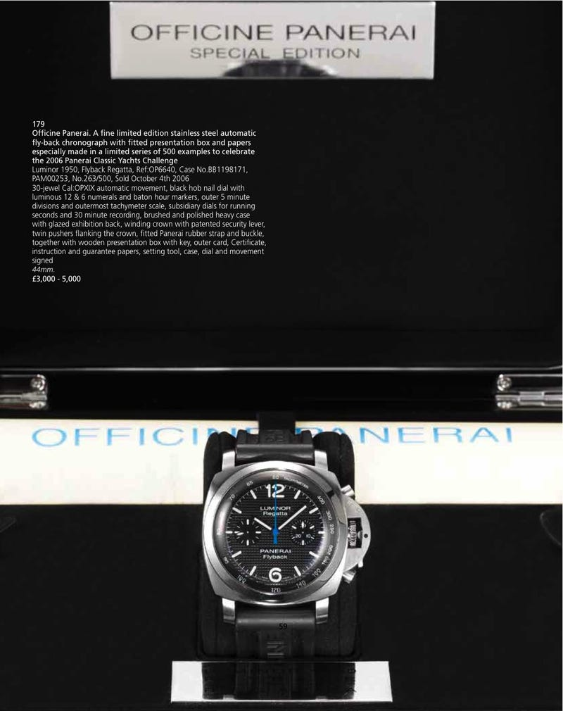 Porsche Family Watch Collection At Bonhams