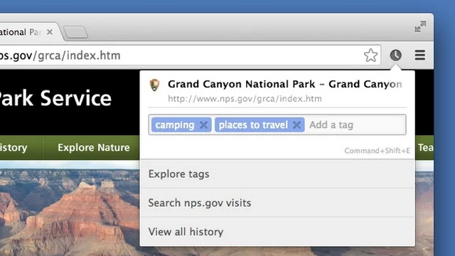 Better History Filters, Sorts, and Tags Your Browsing History