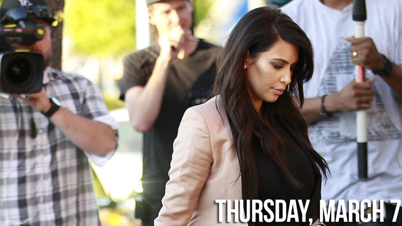Kim Kardashian Rushed to Hospital During Miscarriage Scare