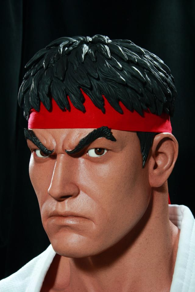 You Can Now Buy Ryu's Head. If You Want.