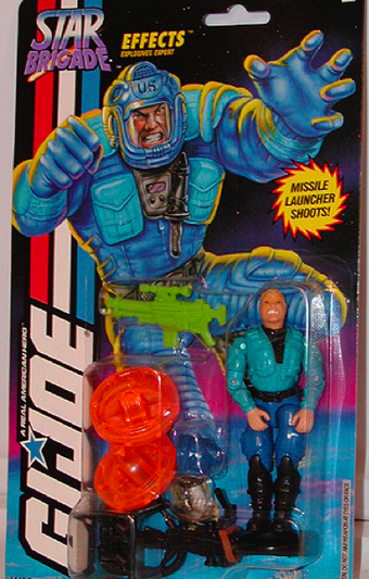 20 Action Figures And Their Weird Alternate Careers