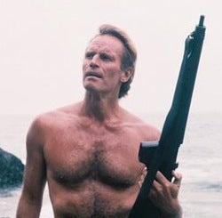 R.I.P. Charlton Heston