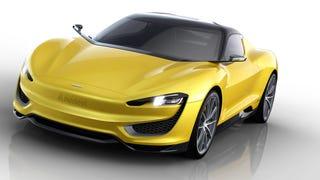Someone Build Magna Steyr's Kickass Hybrid Sports Car