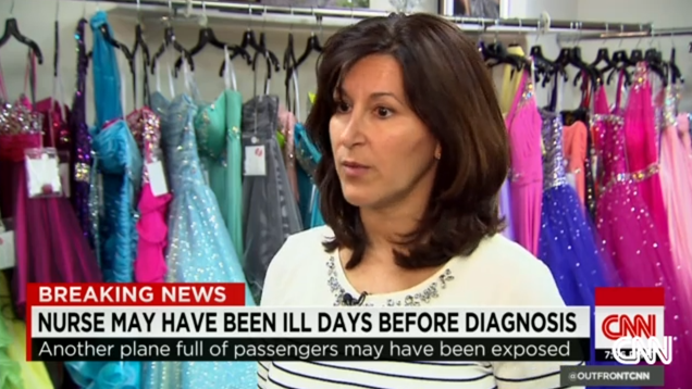 Wedding Store Closes After Bride-to-Be With Ebola Shopped for Dresses