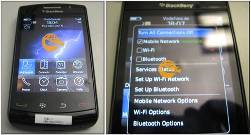 BlackBerry Storm 2 Wi-Fi Update: Possible, But Will Verizon Allow It?
