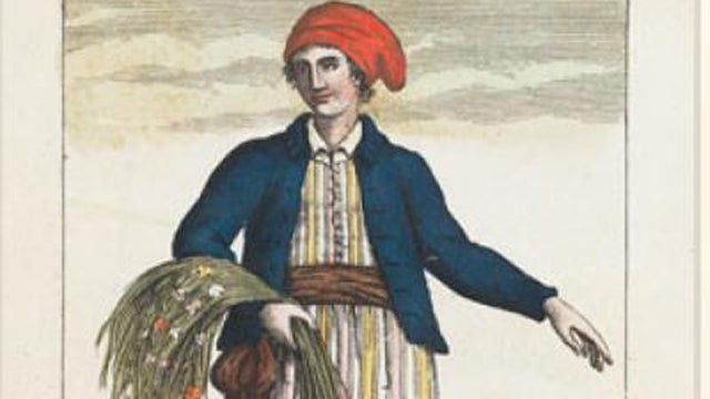 18th Century Explorer Dude Was Actually a Woman Dressed As a Man