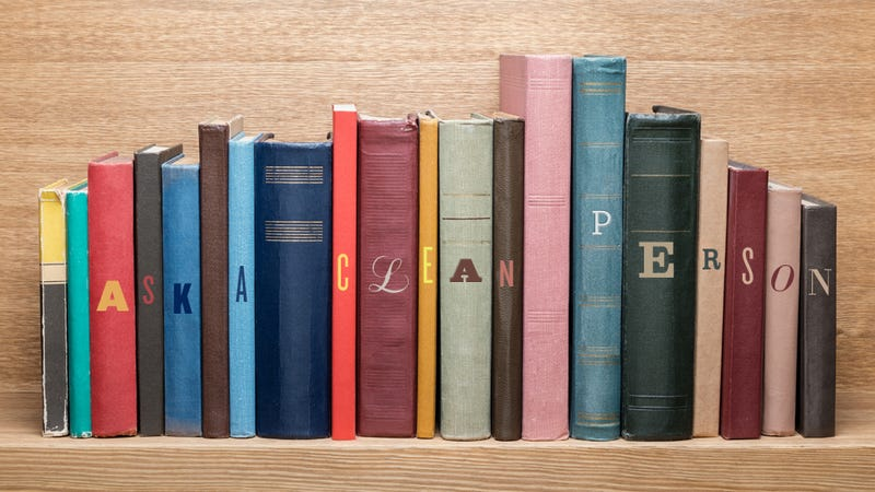 Year of the Clean Person: This ​February, Reclaim Your Bookshelf