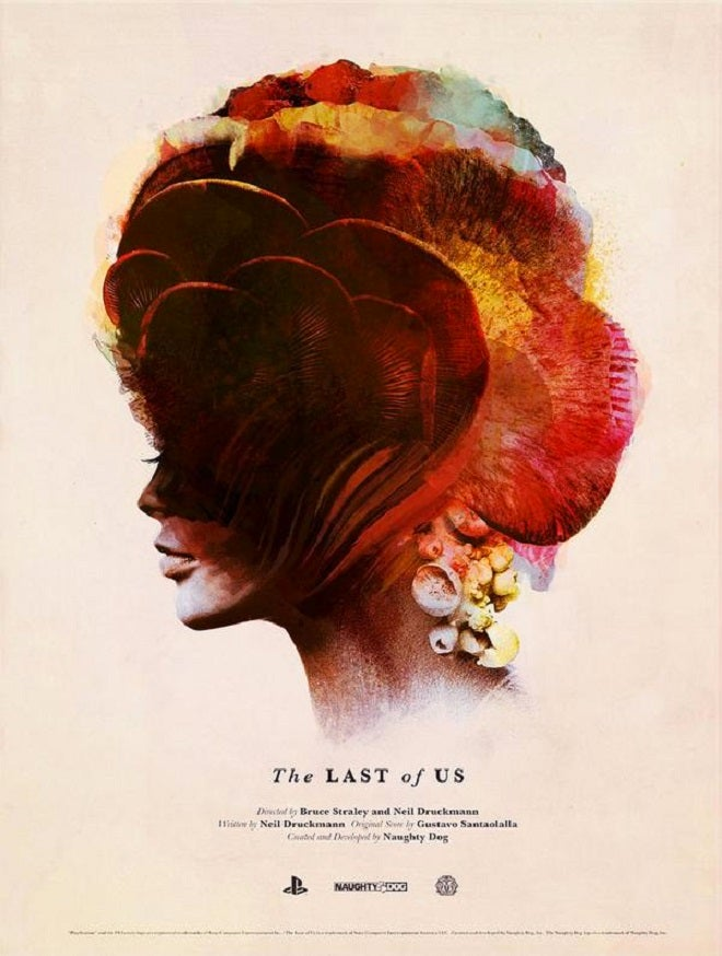 Gorgeous Poster For The Last of Us