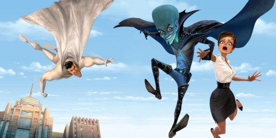 Megamind asks the great superhero question: what if Lex Luthor killed Superman?