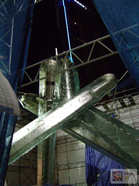 Revealed: The Vancouver Olympic Cauldron