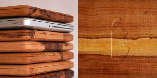 MacBook Cutting Board is Definitely Solid State