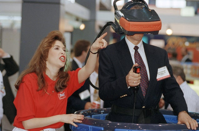 This Is What I See Every Time You Tell Me How Cool Oculus Rift Is