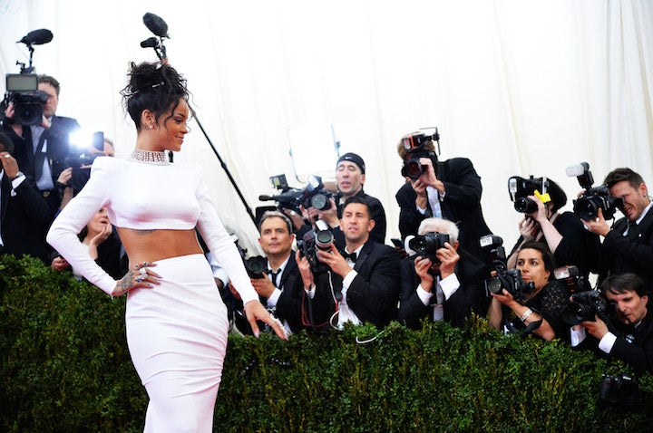 Rihanna Emerges as the World Cup's Greatest Twitter Troll