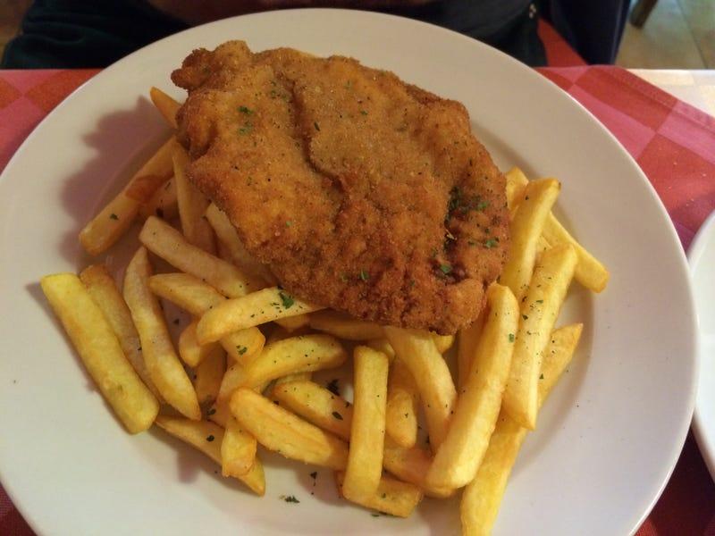 Zsír és kommunizmus: a Tüköry étterem