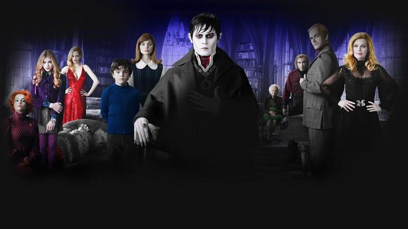 New Dark Shadows Cast Poster