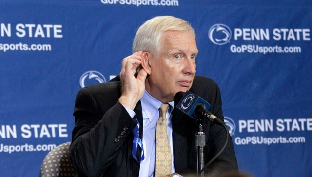 Penn State's New President Is Being Less Than Candid About What He Knew About Jerry Sandusky