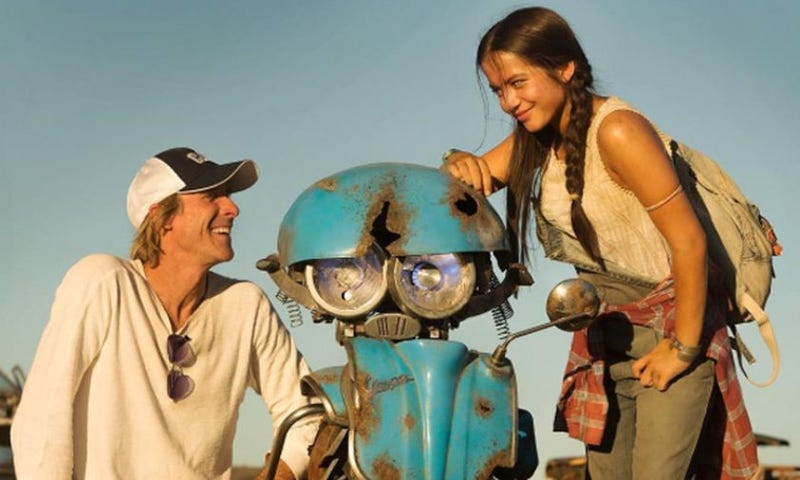 In Defense of Squeeks, Michael Bay's Goofy-Ass New Transformer