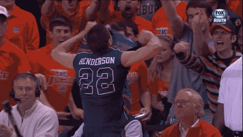 How Marshall Henderson Gets Away With Being Marshall Henderson