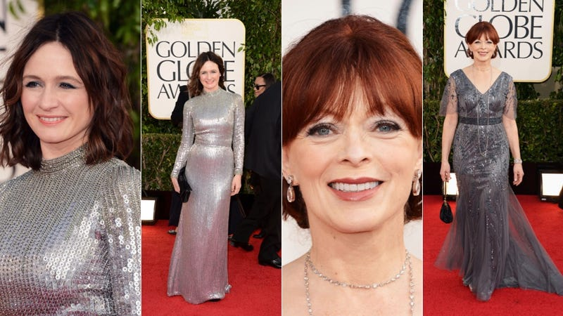 The Good, the Bad and the Tragically Ugly Gowns of the Golden Globes